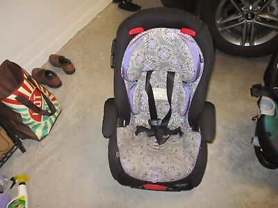 Safety 1st Alpha Elite 65 Convertible Car Seat Up To 65lbs Or Booster 100lbs