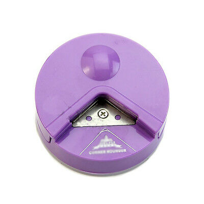 Small 4mm Corner Rounder Punch Craft Scrapbooking DIY Tool Card Photo Cutter AU