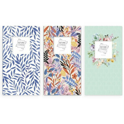 "Tallon 6"" x 4"" Designer Photo Album-300 Pockets"