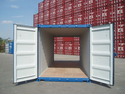 20ft NEW build   + vat  Shipping container TUNNEL . From Southampton & Midlands