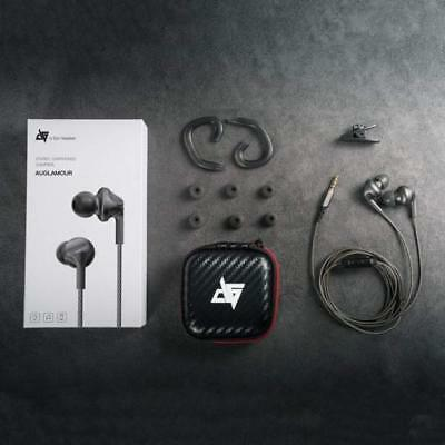in Ear Wired Earbud,Earphones HiFi Noise Cancelling 3D Sport Headphones Micphone