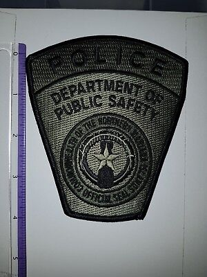 Northern Mariana Islands Police Uniform Patch  - TRET