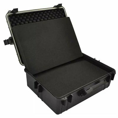 Transport Hard Case with Foam Travel Camera Photography Protective Waterproof