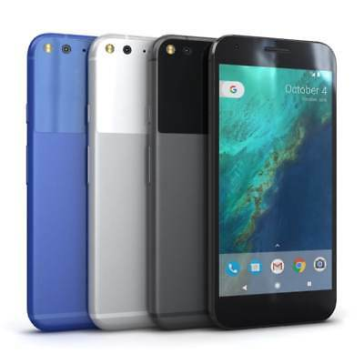 GOOGLE PIXEL XL 32GB / 128GB UNLOCKED - Quite Black / Very Silver / Really Blue