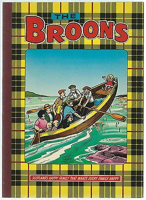 The Broons 1983 D C Thomson & Co Ltd Unclipped Uniscribed Good- Condition