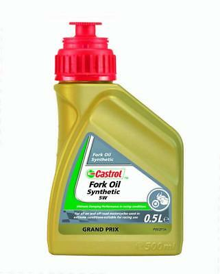 Castrol 17916585 500ml 5W Fork Oil Synthetic