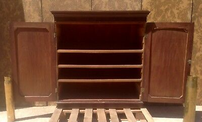 Linen Press For Refurbishment Or Parts.