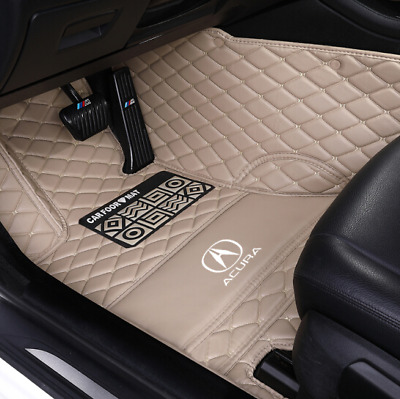 GENUINE OEM Acura MDX All Season Floor Mats Set - 2006 acura tl floor mats