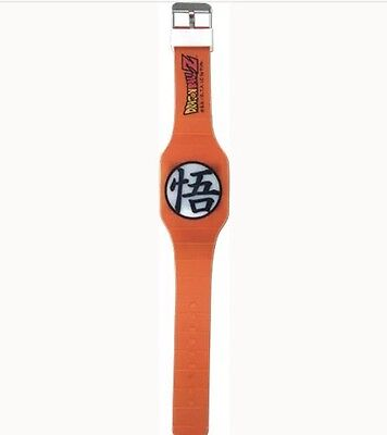 Dragon Ball Dbz Watch Goku Kanji Wristwatch LED Watch Official Licensed Dbs New