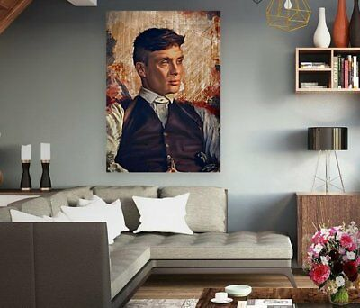 Peaky Blinders POSTER WALL ART home decor tv series bbc england great britain pr