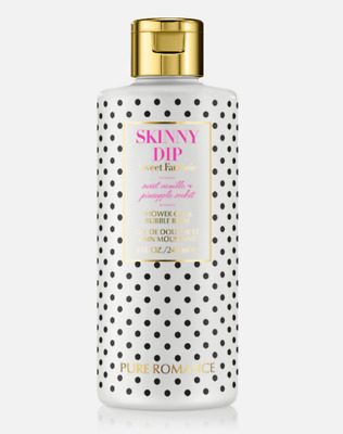 Pure Romance Skinny Dip 2-in-1 Body Wash& Bubble Bath - Sweet Fantasie *FREE SH
