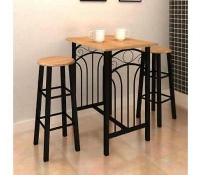 Modern Bar Table Dining Table Desk Breakfast Kitchen Table Dining Room Furniture 108 31 Picclick Uk