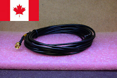 SMA Male Connector Wire GPS Antenna COAX Cable RG-174/U 10ft Canada