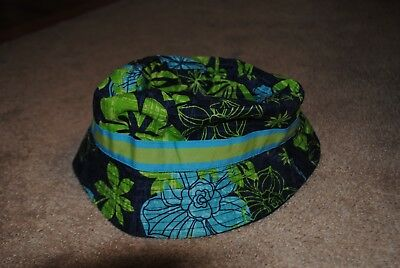 OSH KOSH Little Boys Bucket Hat ~ Size 4 5 6 7 ~ Summer Vacation