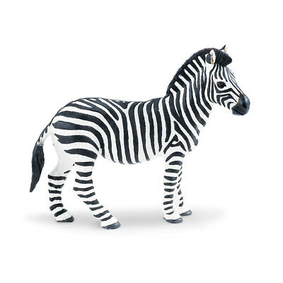 Wild Safari Wildlife Zebra Safari Ltd Animal Educational Kids Toy Figure