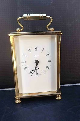 antique carriage clock in good working order. Free worldwide post.