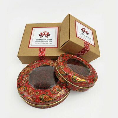10 grams - Pure Finest Premium Saffron Threads Highest Grade All Red A+++