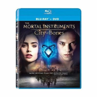 The Mortal Instruments: City of Bones (Blu-ray/DVD, 2013)Brand New