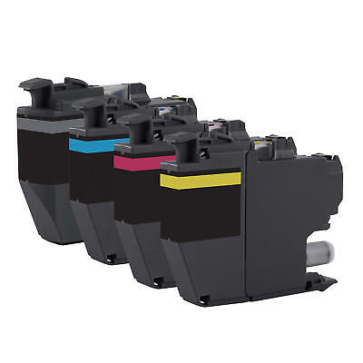 4PK LC3013 Ink Cartridge BK/C/M/Y With Chip For Brother	MFC-J690DW MFC-J895DW
