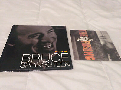 Bruce Springsteen The Rising Libro Cd