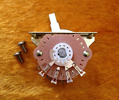 Oak Grigsby 5-way Switch for Fender® Stratocaster® -  Strat®