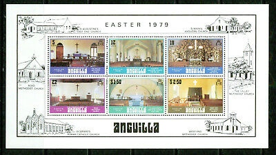 Anguilla -1979–Easter– Vf  **
