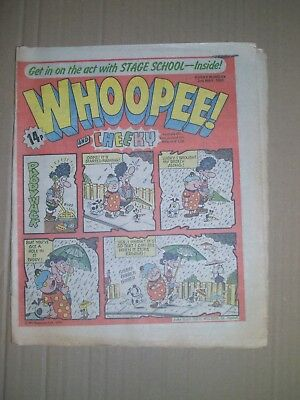Whoopee issue dated May 2 1981