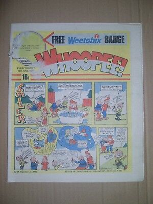 Whoopee issue dated June 12 1982