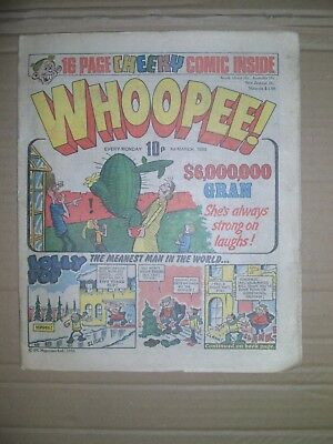 Whoopee issue dated March 1 1980 with Cheeky