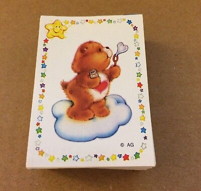 1985 PANINI Care Bears CHOOSE ANY 5 Stickers From the list