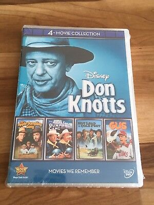 Don Knotts 4-Movie Collection The Apple Dumpling Gang / The Apple Dumpling Gang