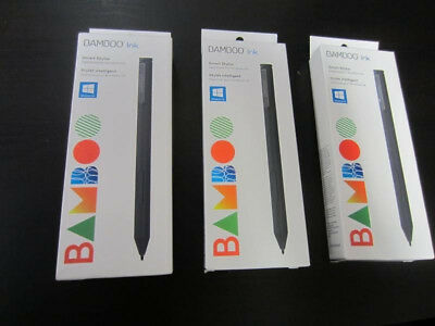Bamboo Ink Smart Stylus Pen for Microsoft Surface Pro 4, 3 & Windows 10 & other