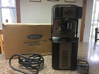 Excellent Condition Chauvet Intimidator 1.0 DMX 600 **WORKS** EXTRA BULB