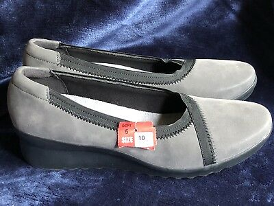 072fc24a27c Womens Clarks Cloud Steppers
