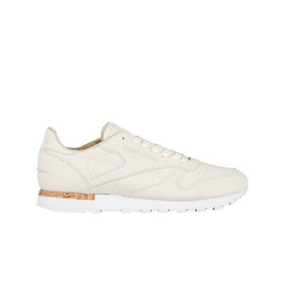 Reebok Classic Leather Lst (CLASSIC WHITE/PAPERWHITE/) Men's Shoes BD1902