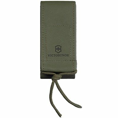 Victorinox 4.0822.4 Belt-Pouch for SwissTool Spirit with Logo of Nylon, Olive Gr