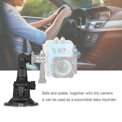 Action Camera Accessories Car Suction Cup Mount + Tripod Adapter for GoPro hero
