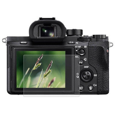 Screen Protector Tempered Glass Film Camera LCD For Sony RX100 A7R A7R2 unique