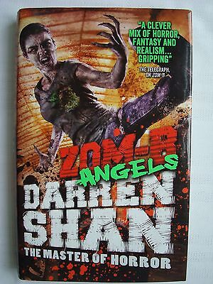 ZOM-B Angels by Darren Shan 1st Edition (Hardback, 2013)