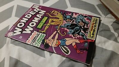 Wonder Woman #160 - First SA Cheetah!