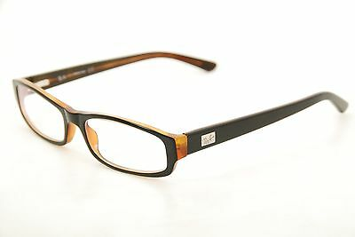 a44d2118ad New Authentic Ray Ban RB 5127 2044 Black Brown 50mm Frames Eyeglasses RX
