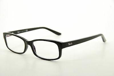 0022c0c650 New Authentic Ray Ban RB 5187 2000 Black 52mm Frames Eyeglasses RX