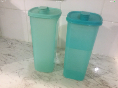 Tupperware 2 Litre Pitchers - Set 2 - Reduced Price