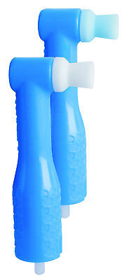 500 Disposable Prophy angle soft cup blue latex free