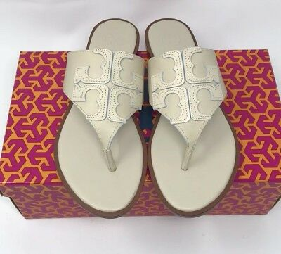 a6d600e15517 BRAND NEW TORY BURCH JAMIE THONG SIZE 7.5 Sandal Leather Dulce