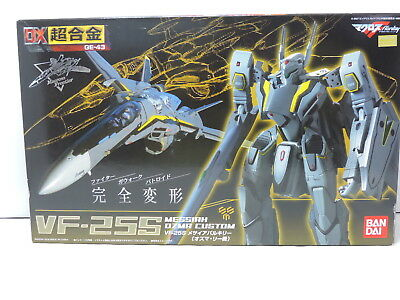 ++New ++ BANDAI DX Soul of Chogokin Macross  VF-25S Messiah Valkyrie Ozma Custom