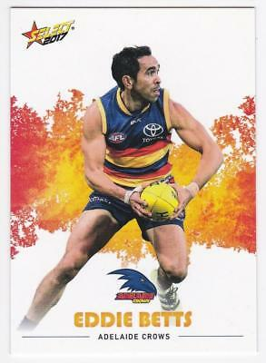 2017 AFL Select Common Card - Adelaide - Eddie Betts