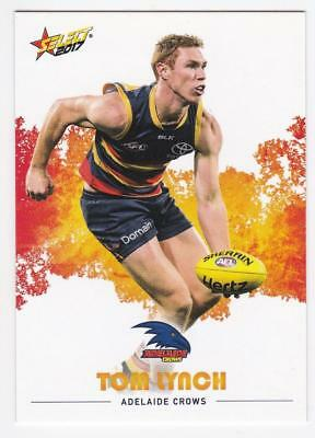 2017 AFL Select Common Card - Adelaide - Tom Lynch