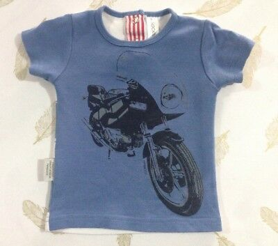 SookiBaby Boys T Shirt Size 00
