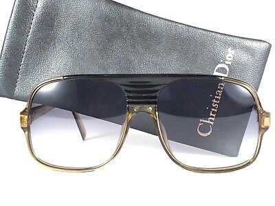 94ca889e946 Vintage Christian Dior Monsieur 2121 A Translucent Green 70 s Germany